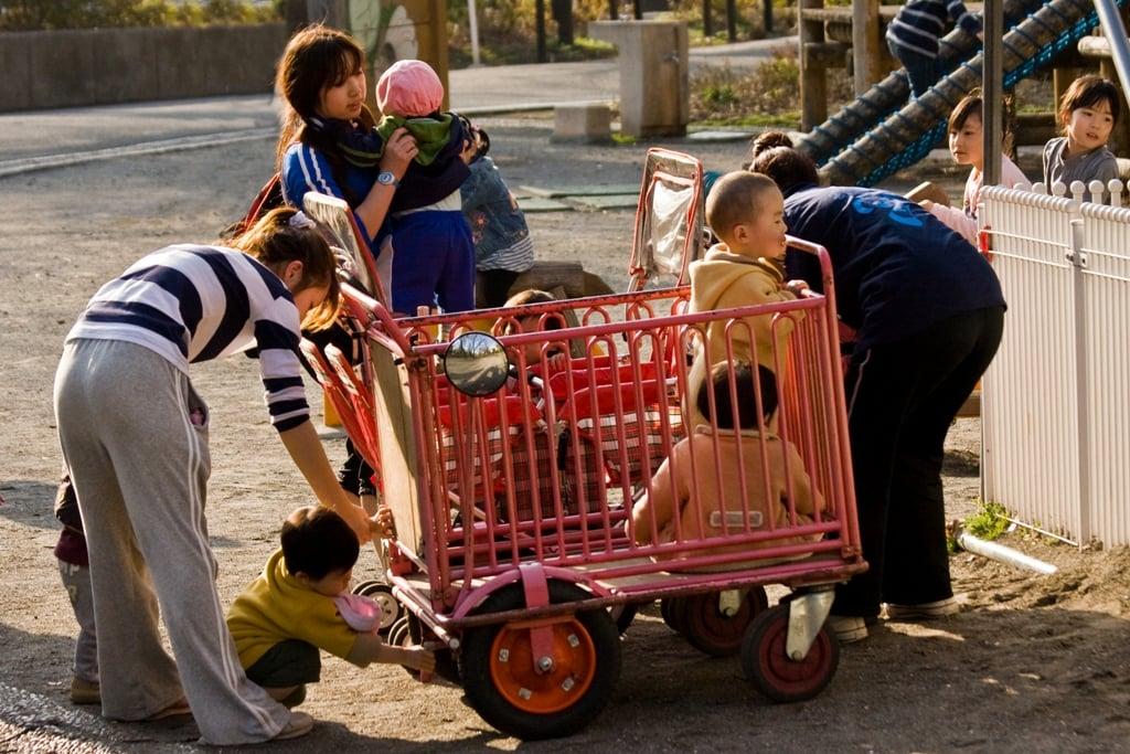 Pre-school Paddy Wagon