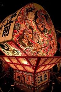 Nebuta Festival Float