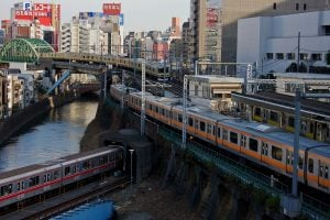 Ochanomizu Train Confluence