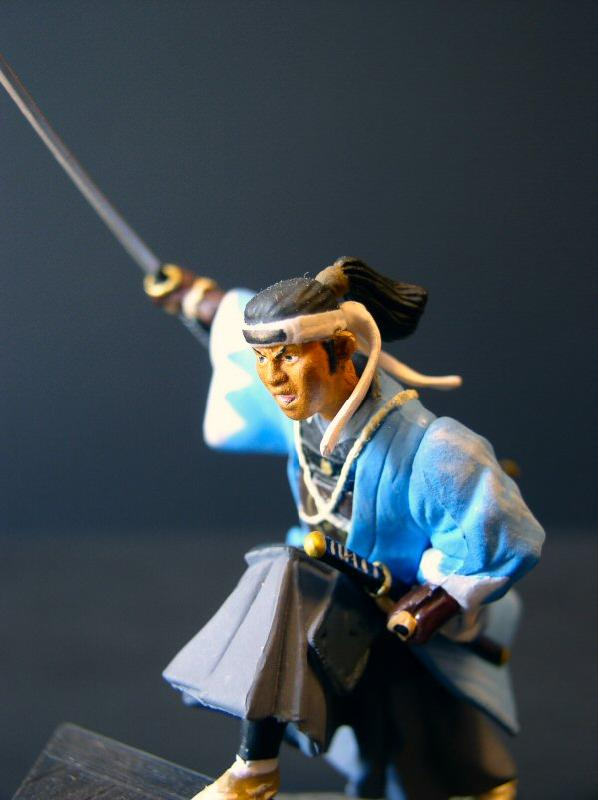 Shinsengumi Action Figure