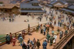 Edo-Tokyo Museum Diorama