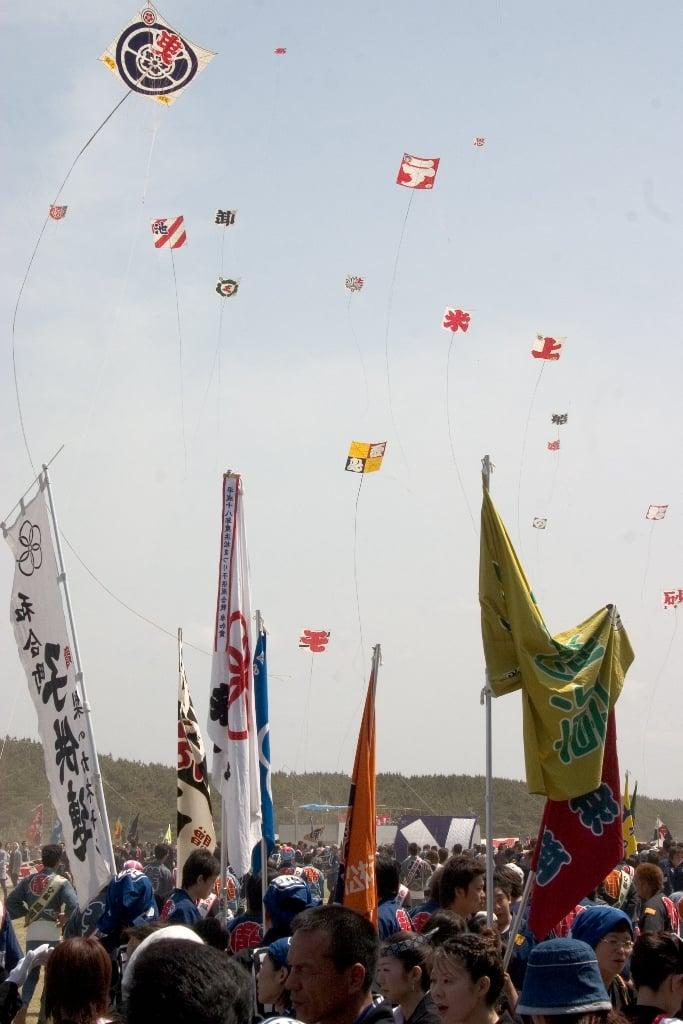 Hamamatsu Kite Festival