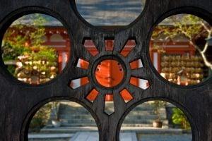 Locked Temple