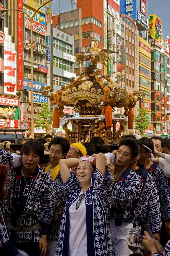 Shinjuku Mikoshi Festival