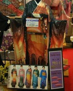 disney princess kimono