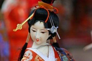 Awashima Hina Doll