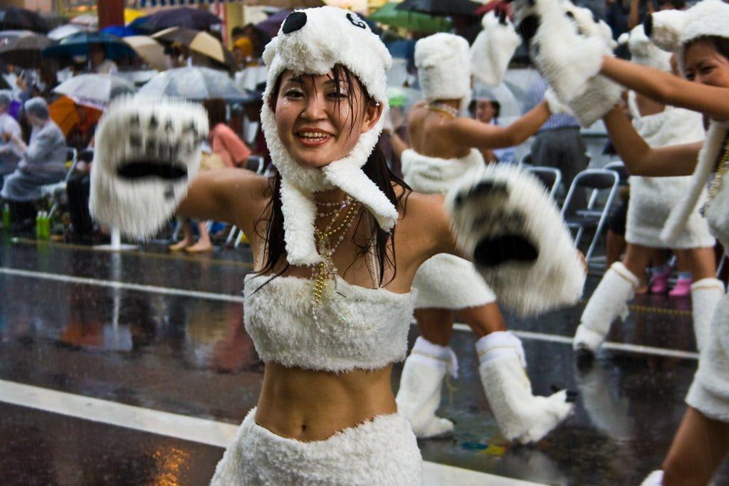 Samba in the Rain