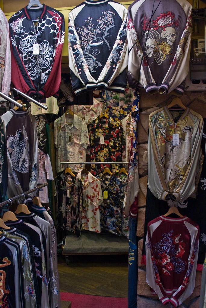 ameyoko-jackets