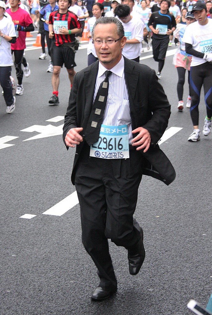 marathon-business-man