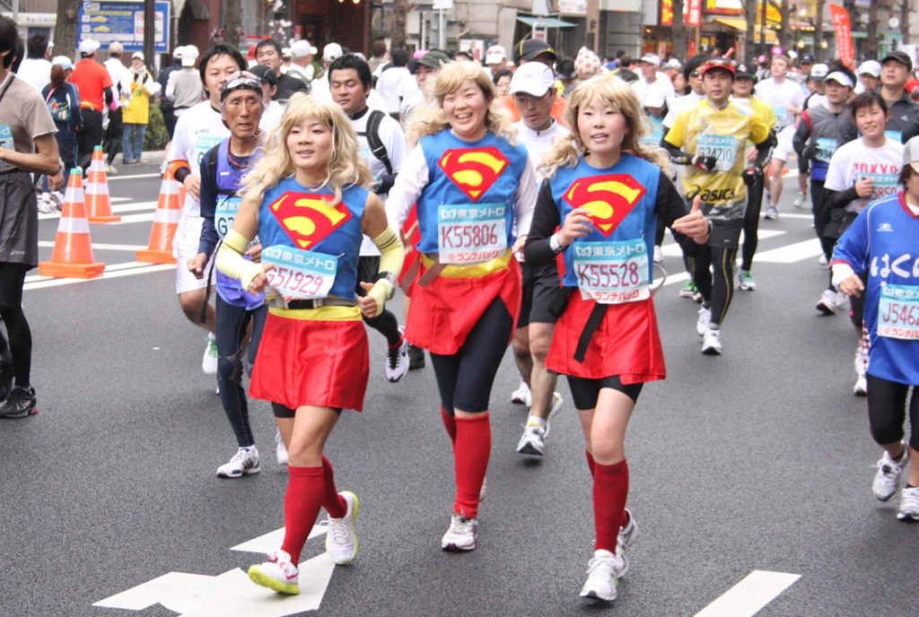 marathon-supergirls