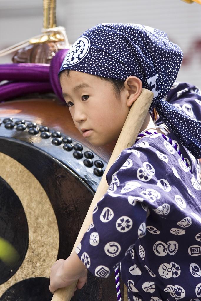 kanda drummer boy