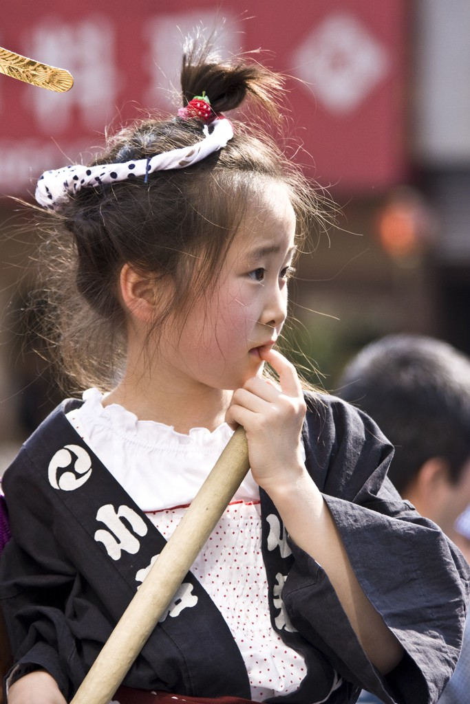Scenes from the Kanda Matsuri