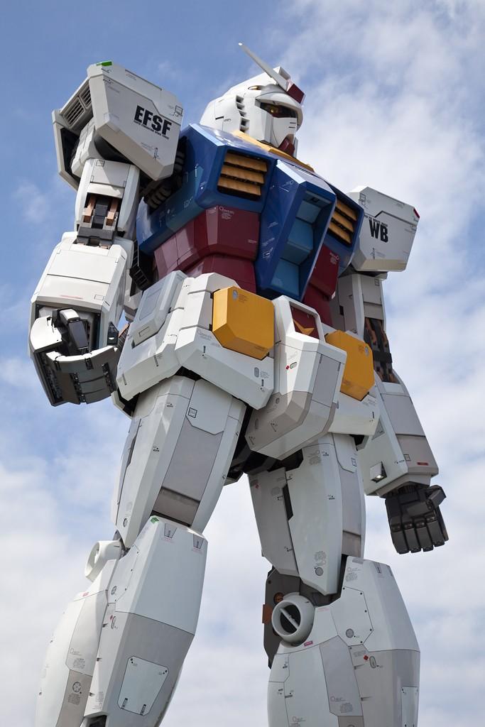 The Green Tokyo Gundam Project