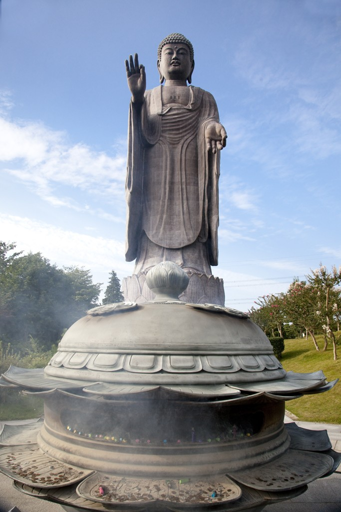 36 Views of the Ushiku Daibutsu