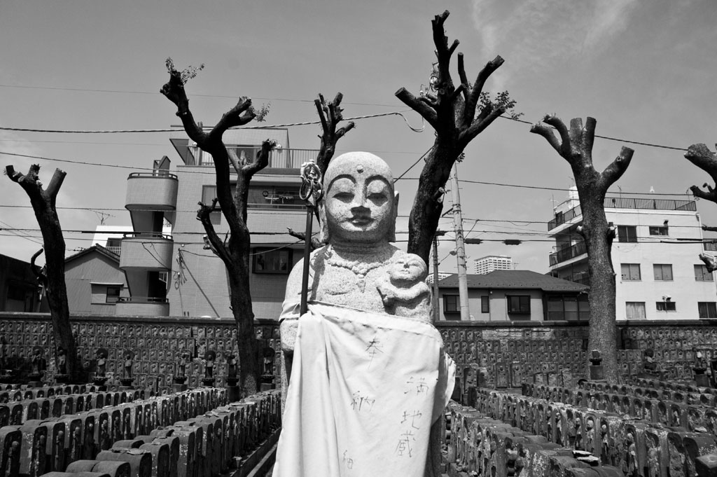 Jomyo-in, the Jizo Temple
