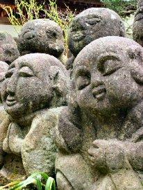 Rakan Buddhas