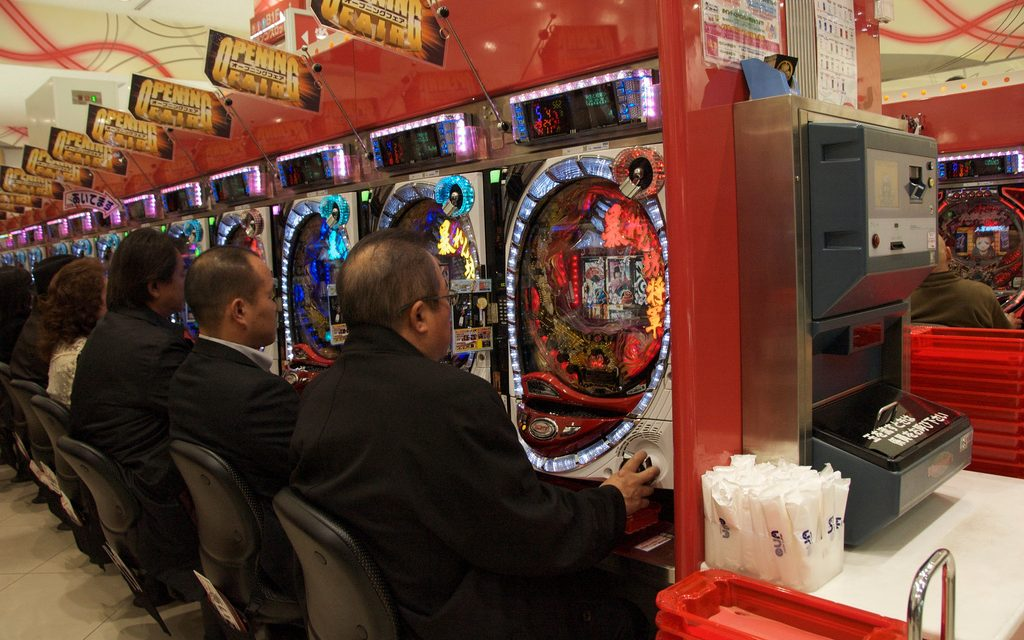 How to Win at Pachinko (Japanese Pinball)