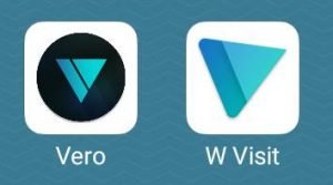Vero vs Wantedly Visit